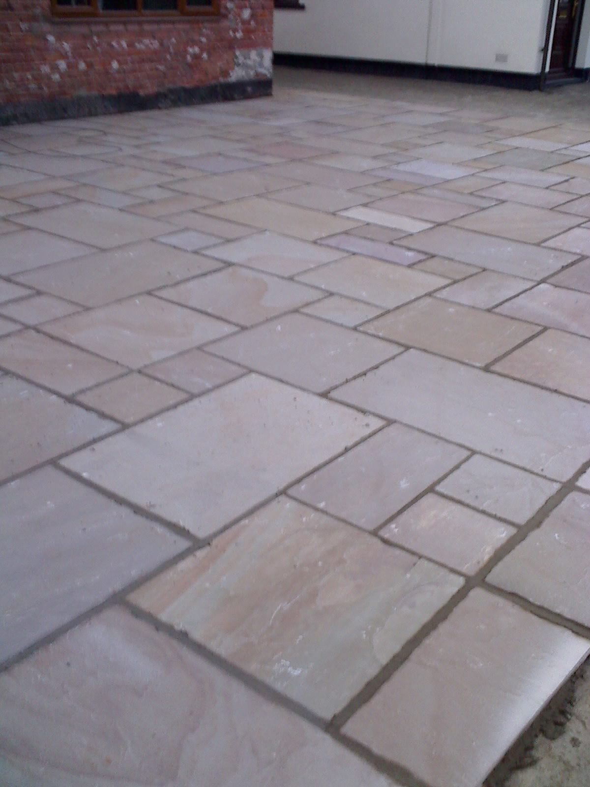 indian stone patio 2
